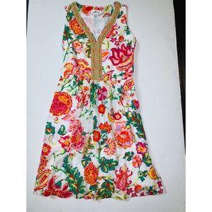 Vineyard Vines Floral Dress